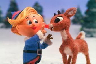 Rudolph, a rena do nariz vermelho: a origem de sua história