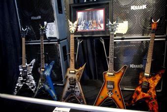 Dimebag Darrell Guitares