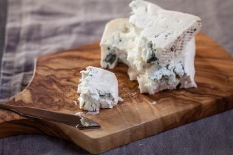 Marcas do queijo azul italiano