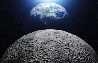 54 حقائق ممتعة عن القمر للأطفال