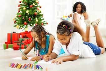 20 Gambar Natal Menyenangkan untuk Dicetak dan Diwarnai