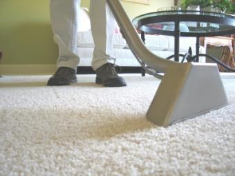 از بین بردن لکه های تار از فرش