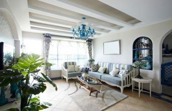 Design de interiores em estilo mediterrâneo: clássico e moderno