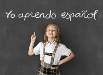 Frases em espanhol para crianças