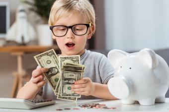 15 maneiras fáceis para as crianças ganharem dinheiro rápido