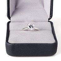 קופסת תכשיטי טבעת אירוסין