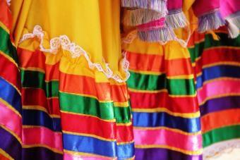 História da vestimenta na América Central e no México