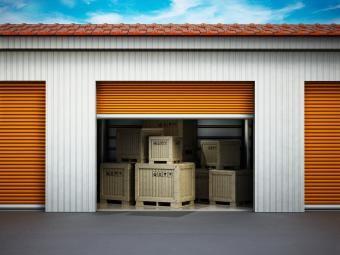 تكلفة بناء وحدة التخزين