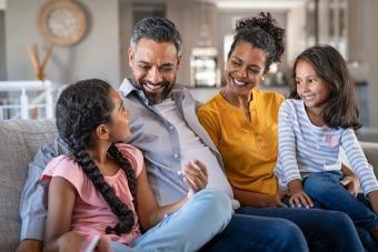 اهمیت ارزشهای خانوادگی