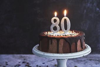 Fazendo 80 anos: citações memoráveis de aniversário