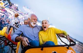 Bonnes choses à propos de l'âge de 65 ans (pratique et drôle)