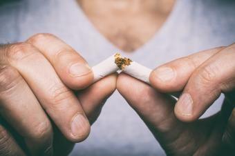 Kiek trunka nikotino pašalinimas