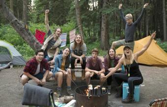Camps d'été pour les jeunes du Michigan