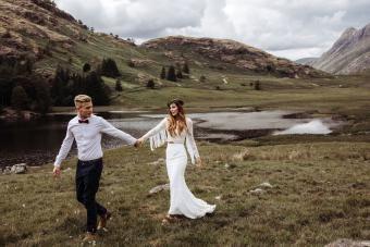 5 estilistas de vestidos de noiva boêmios