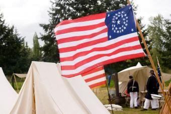 Lista stanów związkowych podczas wojny domowej